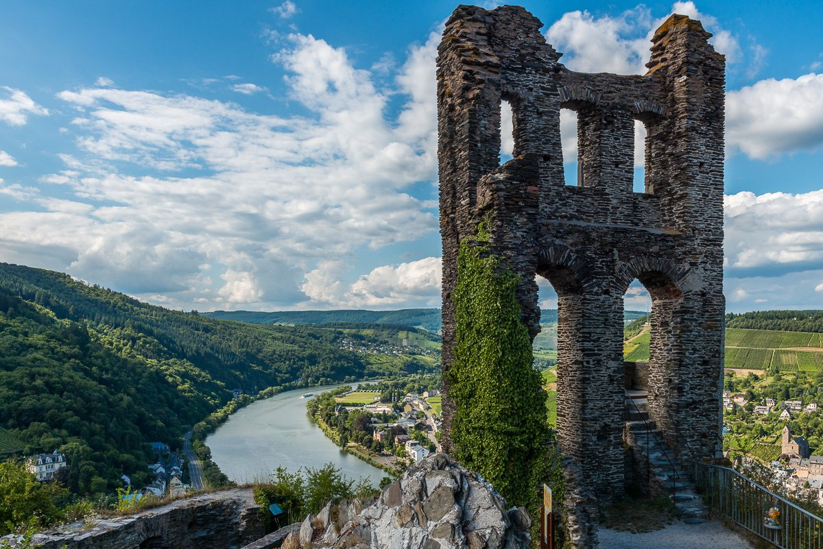 4 Tage an der Mosel