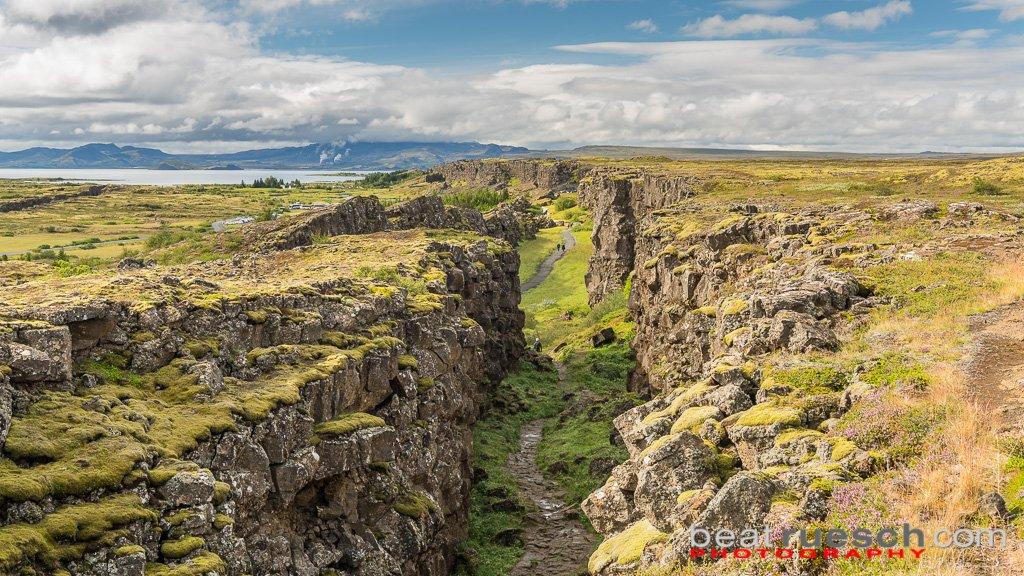 Nordamerikanische und Eurasische Platte