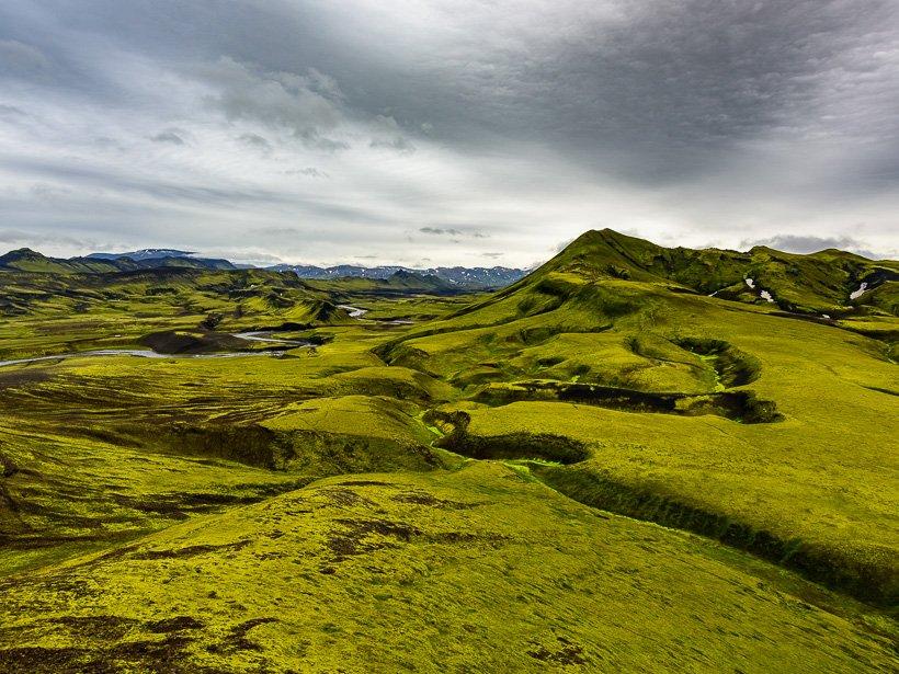 Island - südliches Hochland