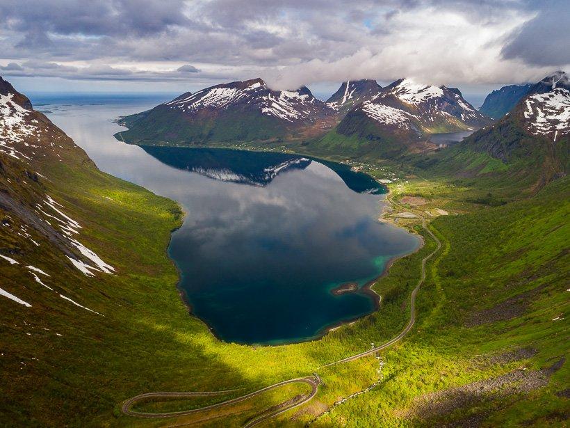 Senja - Norwegen
