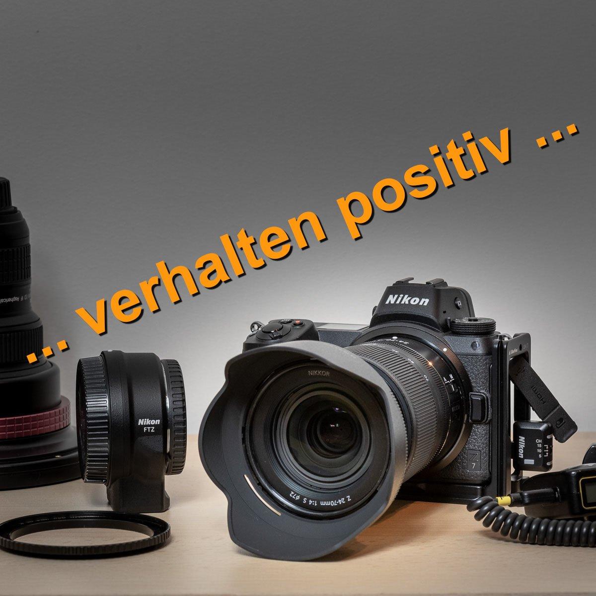 Erste Erfahrungen mit der Nikon Z7