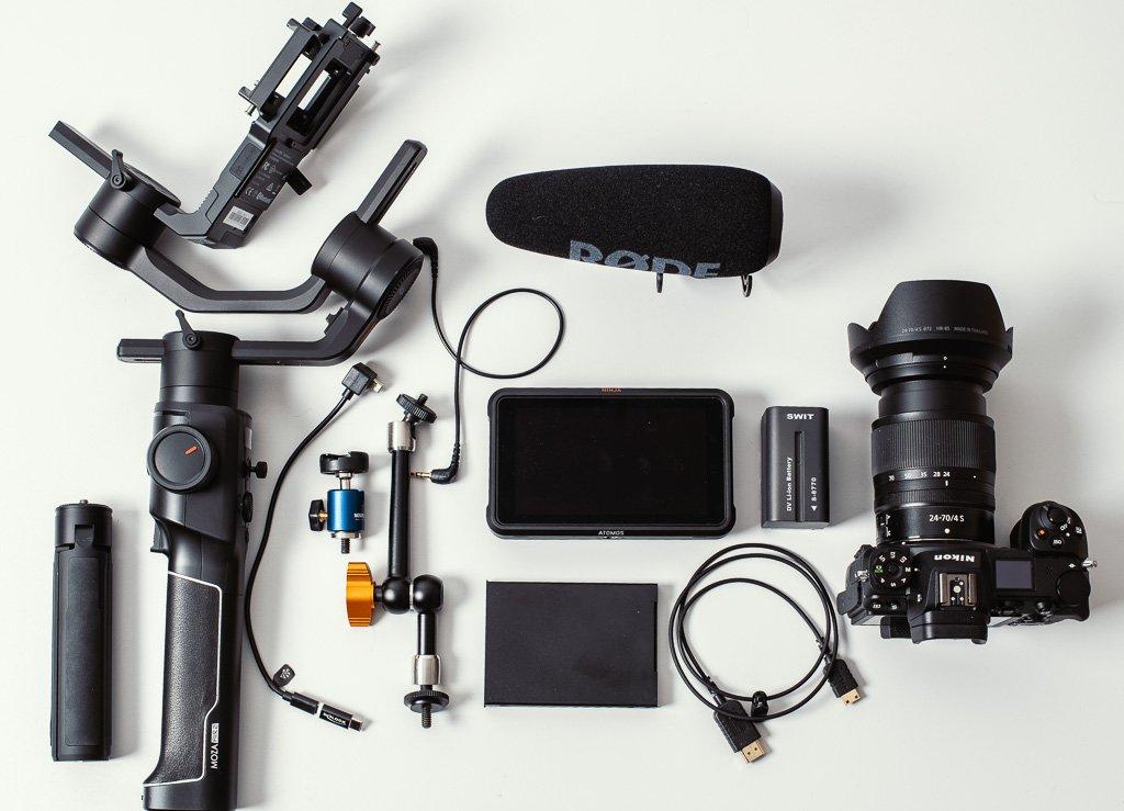 Filmmaker Kit komplett
