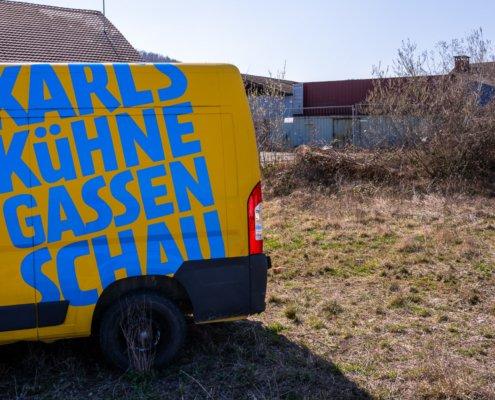 Karl's kühne Gassenschau in Pfungen