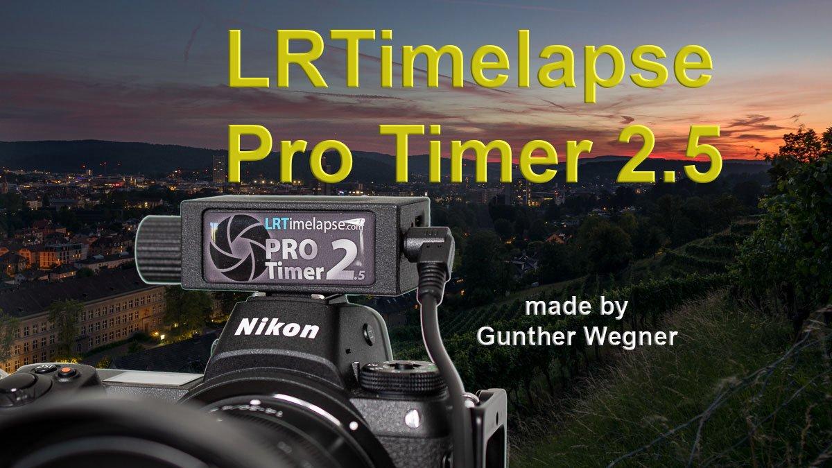 Erste Versuche mit dem LRT Pro Timer 2.5