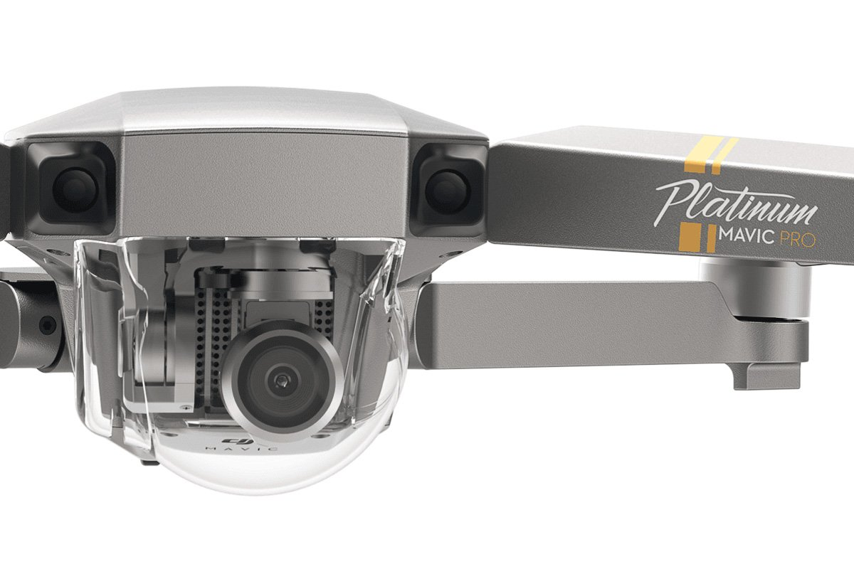 Drohne ausgetauscht