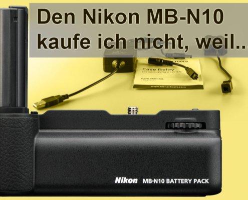 Alternative zum Nikon MB-N10