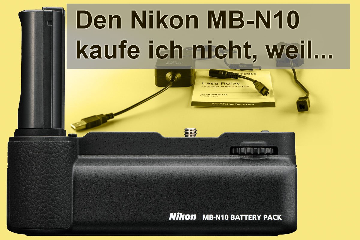 Alternative zum Nikon MB-N10