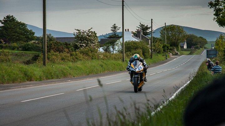 Reise zur TT auf die Isle of Man 2007