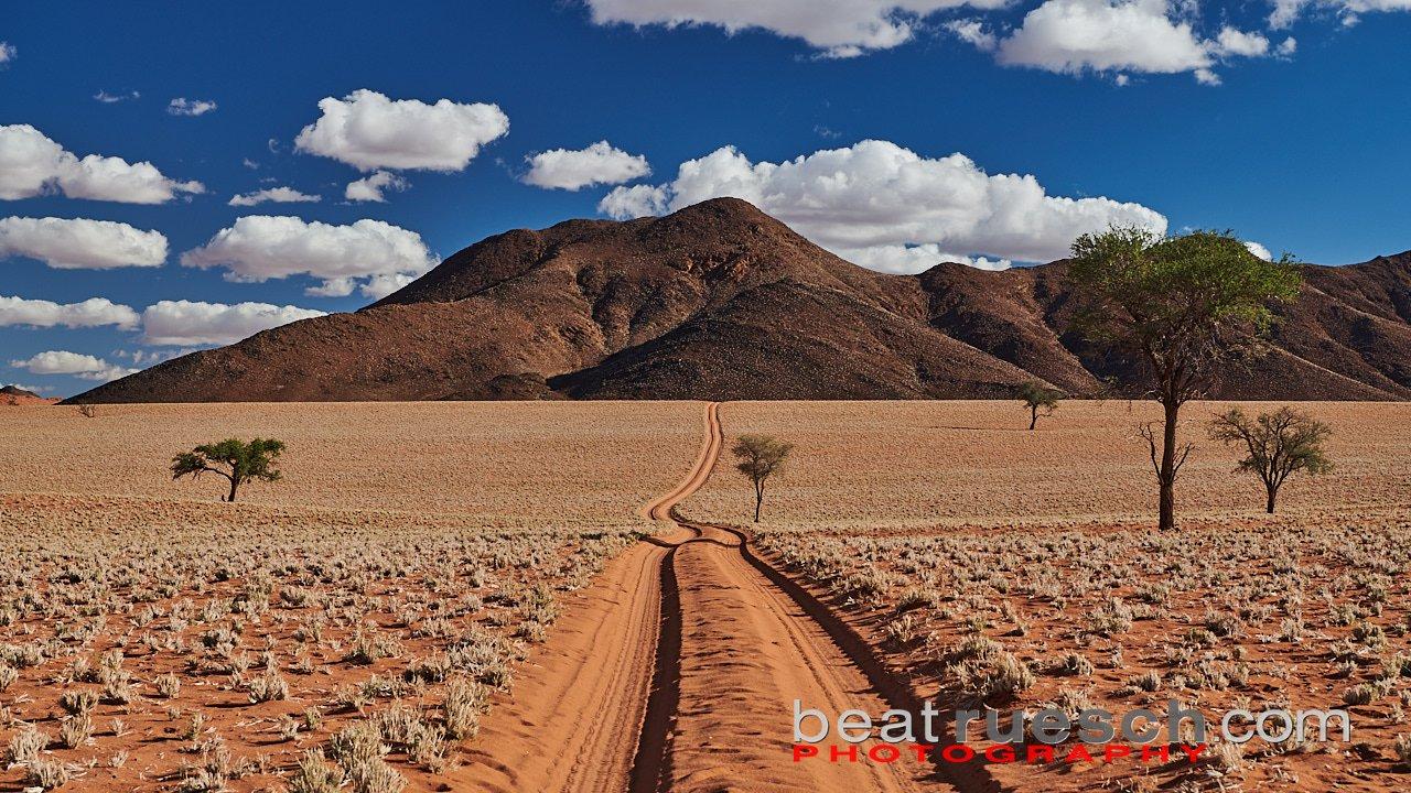 Namibische Landschaft